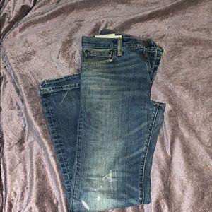 Abercrombie Male Jeans